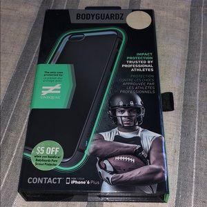 iPhone 6/6s plus Bodyguard case